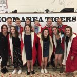 Varsity swimmers claim All-America Honors