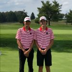 Scally, Schachner qualify for boys golf WPIAL semi-finals!