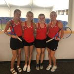 Moon Girls Tennis Doubles Teams Qualify for WPIAL Championship!