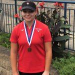 Rhianna Firmstone Qualifies for PIAA Girls Golf State Semi-Finals!