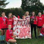 Lady Tigers Capture MAC Cross Country Championship