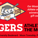 March Student Athletes of the Month winners!  Sponsored by Eggs N'at