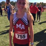 Mia Cochran wins WPIAL AAA Girls Cross Country Championship!
