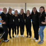 Girls Bowling Team Wins MAC Championship!