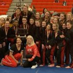 Gymnasts end season on a high note by winning PA Classic!