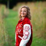 Sr. Spotlight-Caitlyn McGennis, Track & Field