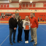 Coach Spotlight-Amy Caprino, Varsity Girls Gymnastics