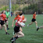 Sr. Spotlight-Haley Weiss, Girls Varsity Rugby