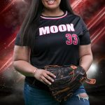 Sr. Spotlight-Cymone Richard, Girls Varsity Softball and Rugby