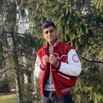 Sr. Spotlight-Hussain Alrajab, Varsity Boys Volleyball