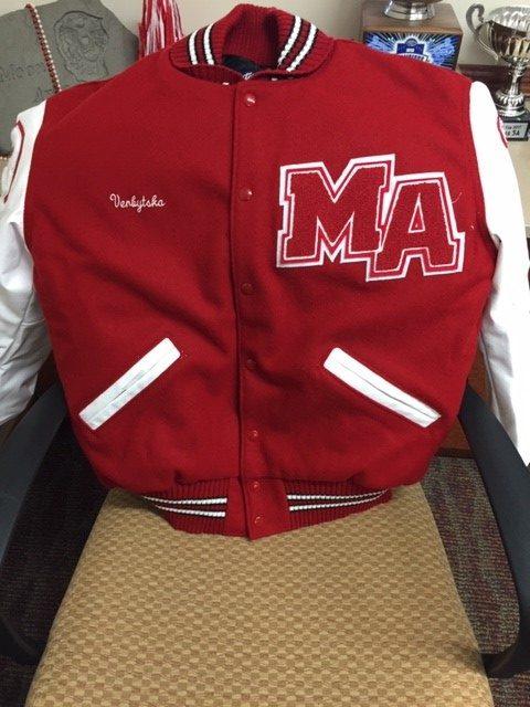 Varsity Jackets are in!