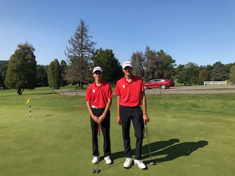 Scally, Kwin qualify for WPIAL Boys Golf Semi-Finals.