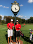 Justin Scally and Ben Kwin Advance to WPIAL Golf Finals