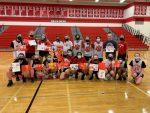 Girls Varsity Basketball Team Enters Post Season on Monday 3/1!