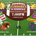Fall Sports Kick-Off And Football Jamboree