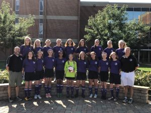 Girls Junior High Soccer