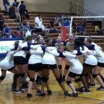 DC Girls Varsity Volleyball Defeats Jefferson 3-0