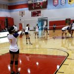 DC Varsity Volleyball Tops Belmont 3-0