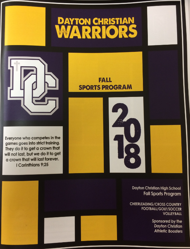 Business & Family Advertising Available in Fall/Winter Sport Program