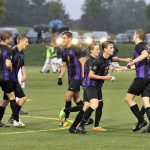 Boys Soccer Squashes Bees 5-1