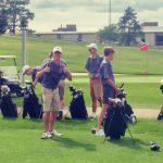 Coed Varsity Golf