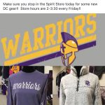 New DC Gear Available in the Spirit Store