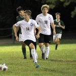 Boys Soccer Advances to 5th Straight District Championship