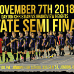 Dayton Christian to hold pep rally for boys soccer team headed to state final four