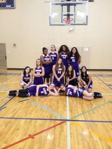 Girls JV/Varsity Basketball
