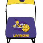 Sponsor a Sideline Chair in the Warrior Center