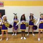 Middle School Sideline Cheerleading