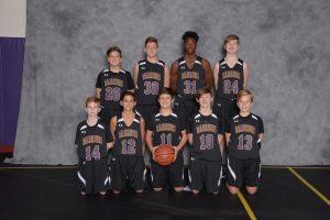 Boys Middle School Basketball