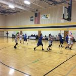 Girls Middle School comes away with another victory tonight against Middletown Christian.