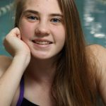 Senior Spotlight: Becca Brown, Swimming