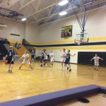 Boys Middle School Basketball remains unbeaten in MBC