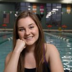 Senior Spotlight: Chloe Bell, Swimming