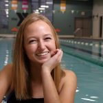 Senior Spotlight: Nicole Keenan, Swimming