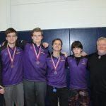 Warriors finish 6th at MVC Wrestling Championships