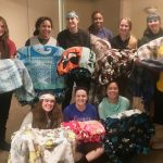 Girls Varsity Basketball Team Gives Back to the Dayton Community