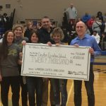 Athletic Booster Club Raises $20k for Warrior Center Sound System