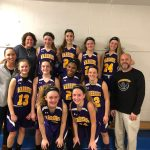 Junior High girls topple Troy Christian to advance to MBC finals