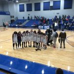 Girls Varsity Basketball falls to Franklin Monroe in OHSAA Tournament Game