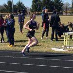 Varsity Track Starts Season at Springfield Shawnee Relays
