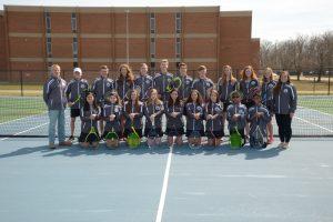 Coed Varsity Tennis