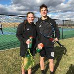 Tennis Defeats Northridge Polar Bears on Friday Afternoon