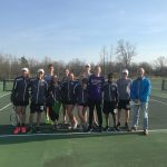 Tennis Sees Two More Wins Over Middletown Madison & Franklin