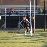 Warriors T&F Competes Well At Golden Eagle Invitational