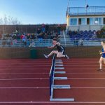 Meela Seaquist Wins 100m & 200m Dash at Waynesville Middle School Invitational