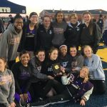 Track & Field Teams Place Top 3 at Monroe Invitational