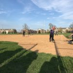 Home Runs by Deanna Young & Becca Brown Lead Warriors Softball to Victory